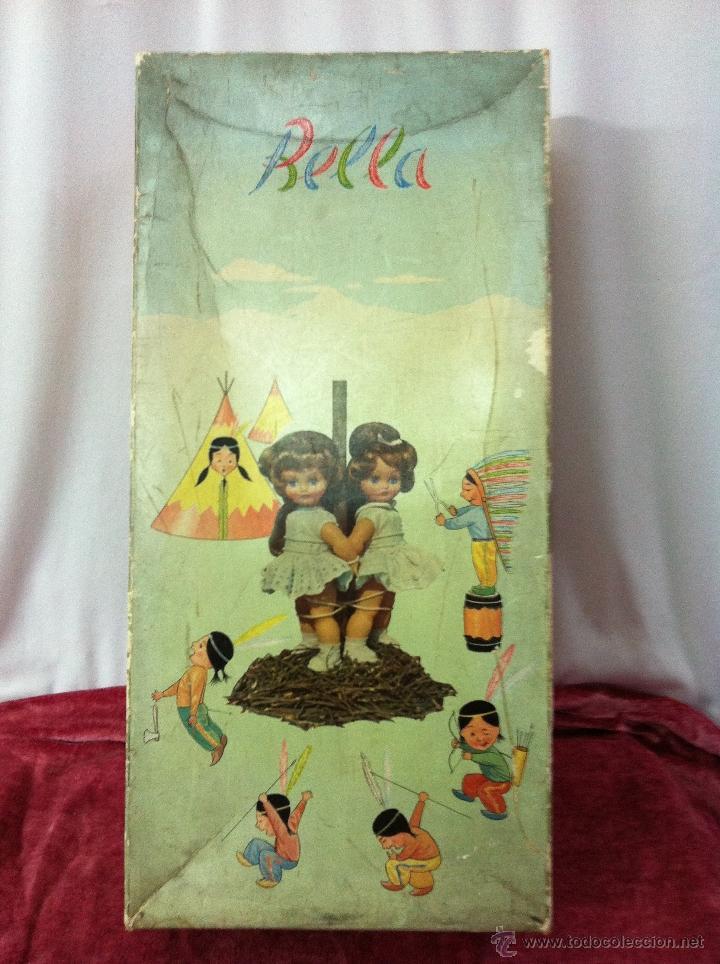 Muñecas Extranjeras: Muñeca princesa, con caja original (princesa Fabiola). Casa Bella. Francia. - Foto 2 - 45181166