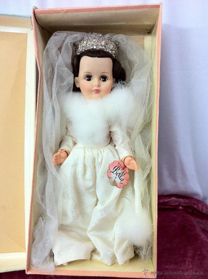 Muñecas Extranjeras: Muñeca princesa, con caja original (princesa Fabiola). Casa Bella. Francia. - Foto 4 - 45181166
