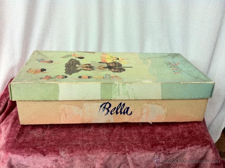 Muñecas Extranjeras: Muñeca princesa, con caja original (princesa Fabiola). Casa Bella. Francia. - Foto 7 - 45181166