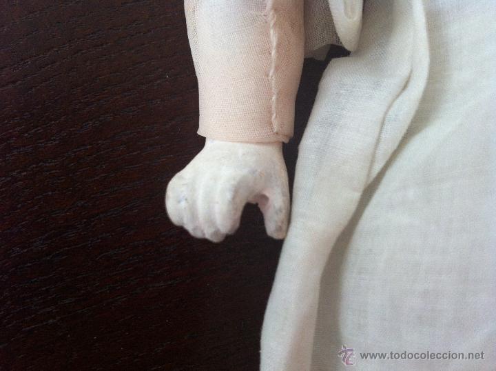 Muñecas Extranjeras: Muñeca de trapo y cartón piedra. Años 20. - Foto 4 - 42556129