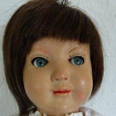 International Dolls - MUÑECA ALEMANA DE LA MARCA TORTUGA NUMERADA ANTIGUA - 42579342