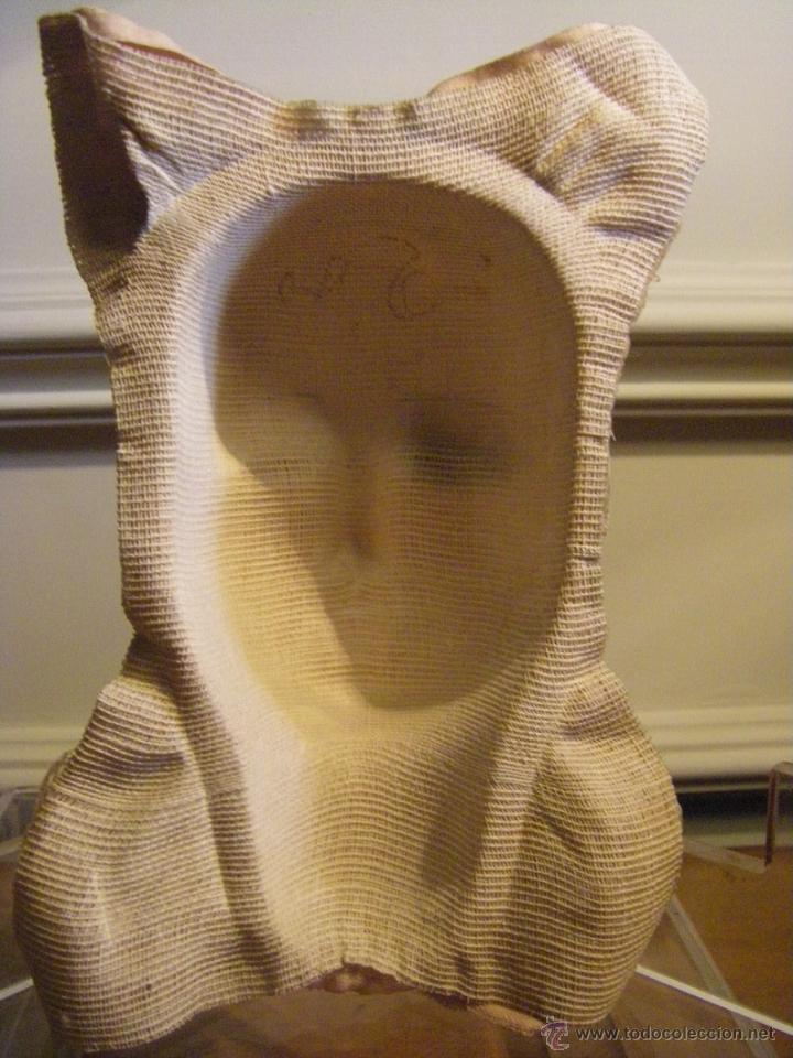 Muñecas Extranjeras: Juguete máscara o cara de tela para una muñeca de trapo de los años 30 - Foto 10 - 44069964
