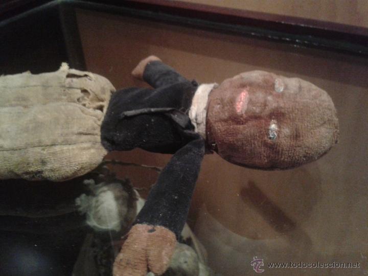 Muñecas Extranjeras: PRECIOSO MUÑECO NEGRO, (Norah Wellings),AÑOS 20 ,PARA RESTAURAR. - Foto 2 - 45093028