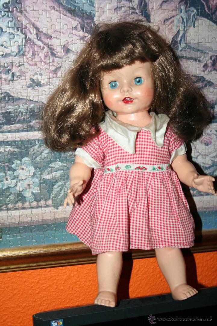 Muñecas Extranjeras: antigua muñeca marca pedigree - Foto 3 - 45299066