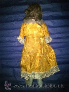 Muñecas Extranjeras: ANTIGUA MUÑECA DE CERA año1914 - Foto 3 - 46145748