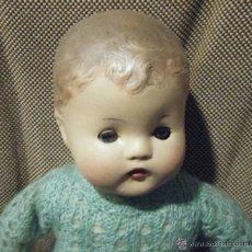 Muñecas Extranjeras: MUÑECO INGLES. AÑOS 50. MEDIDAS: 40CM. LEER. VER FOTOS. Lote 46201417