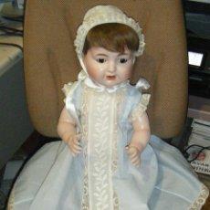 International Dolls - MUÑECO ALEMAN. AÑOS 20. 62CM ALTO. LEER. VER FOTOS - 46203771