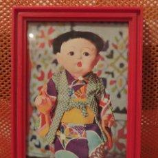Muñecas Extranjeras: MUÑECO ICHIMATSU,JAPAN,AÑOS 50. Lote 46211046