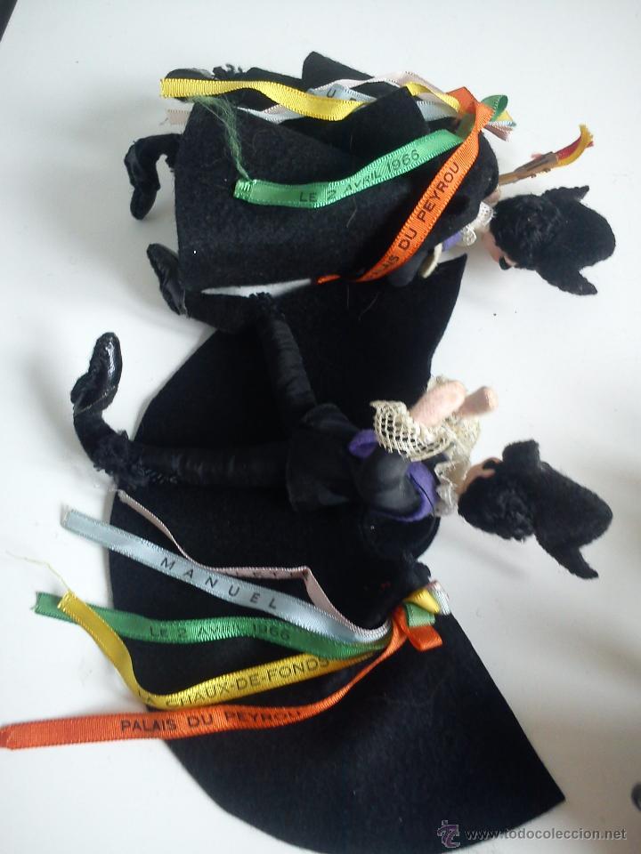 Muñecas Extranjeras: MAGNÍFICOS MUÑECOS VESTIDOS CON TRAJES TRADICIÓN SUIZA - Foto 7 - 167405745