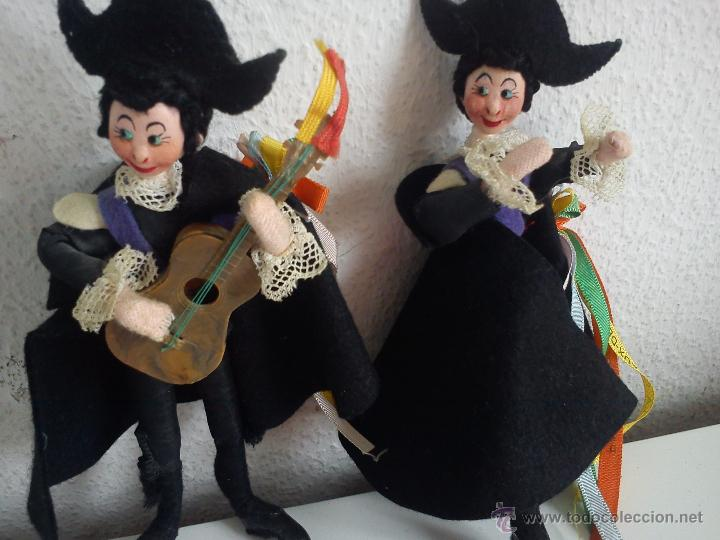Muñecas Extranjeras: MAGNÍFICOS MUÑECOS VESTIDOS CON TRAJES TRADICIÓN SUIZA - Foto 8 - 167405745