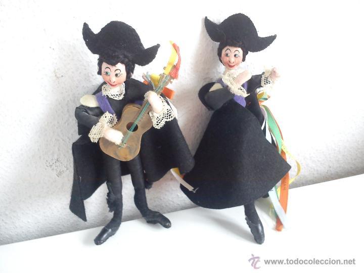 Muñecas Extranjeras: MAGNÍFICOS MUÑECOS VESTIDOS CON TRAJES TRADICIÓN SUIZA - Foto 4 - 167405745