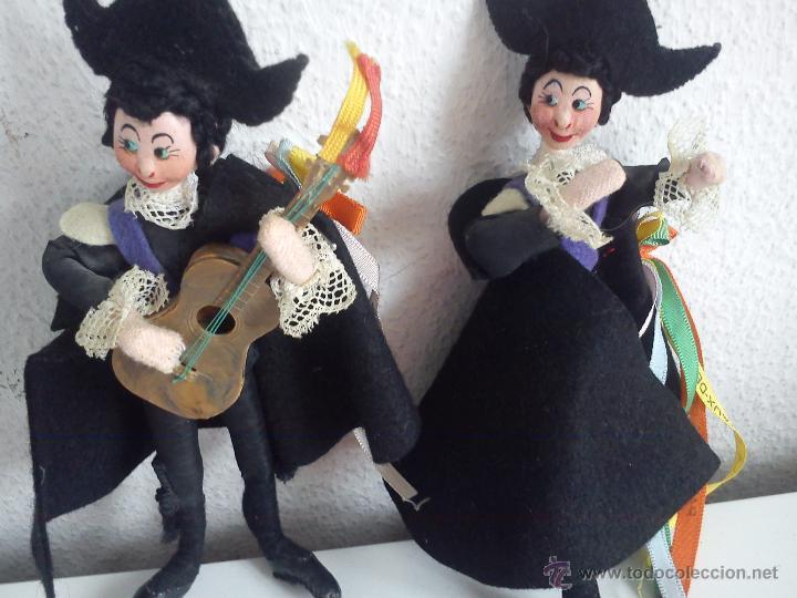 Muñecas Extranjeras: MAGNÍFICOS MUÑECOS VESTIDOS CON TRAJES TRADICIÓN SUIZA - Foto 5 - 167405745