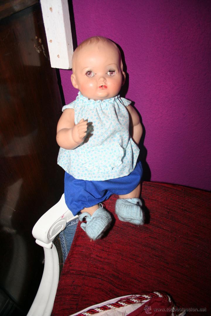 Muñecas Extranjeras: antiguo muñeco ingles - Foto 4 - 46737589
