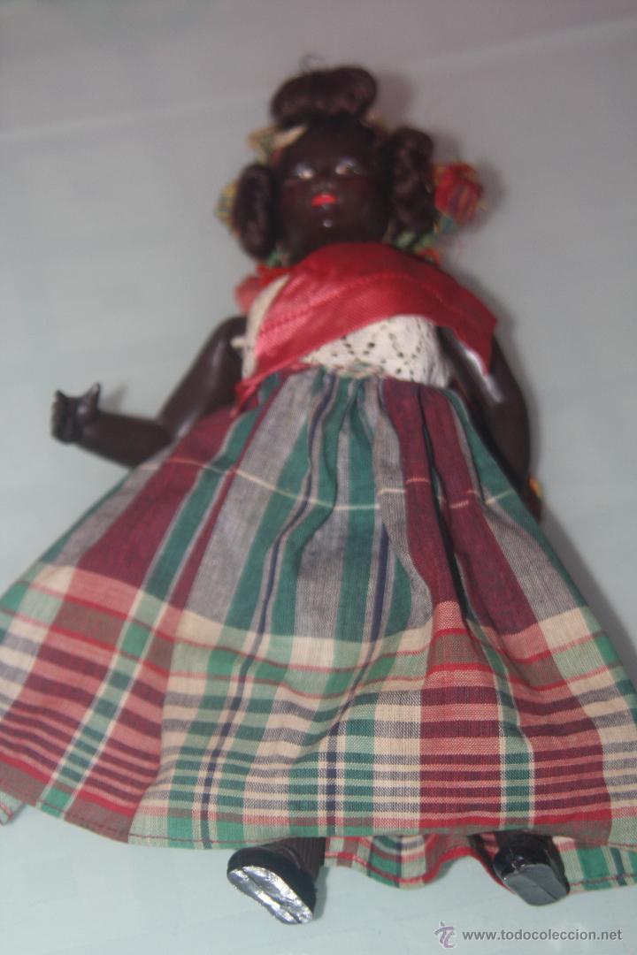 Muñecas Extranjeras: muñeca negra francesa - Foto 2 - 47280951