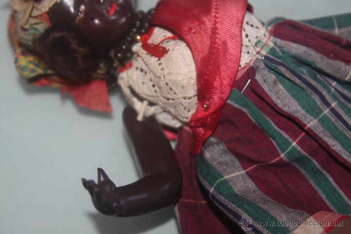 Muñecas Extranjeras: muñeca negra francesa - Foto 4 - 47280951