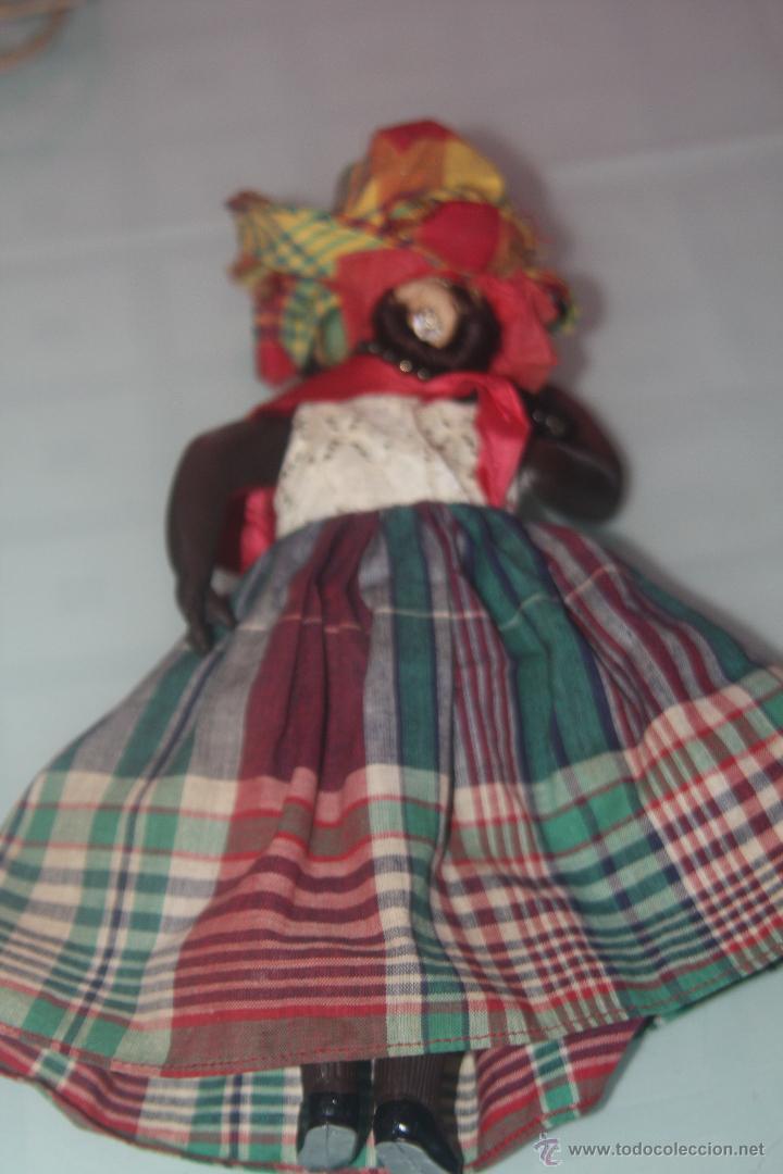 Muñecas Extranjeras: muñeca negra francesa - Foto 5 - 47280951