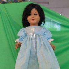 International Dolls - MUÑECA ALEMANA DE LOS AÑOS 40 EN PLASTICO DURO CON SONERIA - 47415715