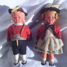 Muñecas Extranjeras: 2 MUÑECAS ALEMANES - PRIMERA PARTE SIGLO XX. Lote 47460983