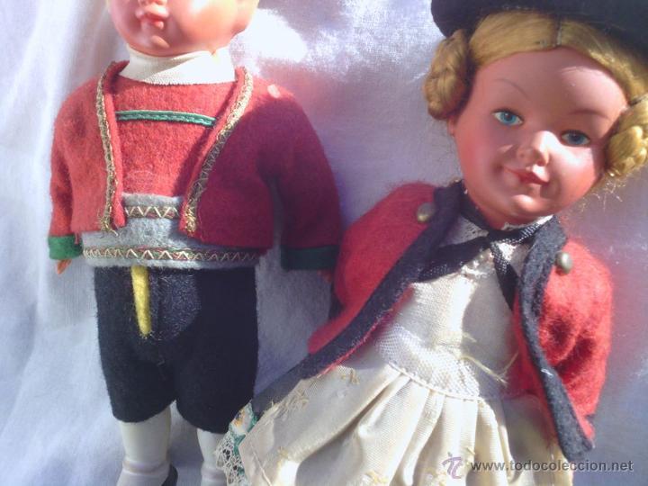 Muñecas Extranjeras: 2 muñecas alemanes - primera parte Siglo XX - Foto 2 - 47460983