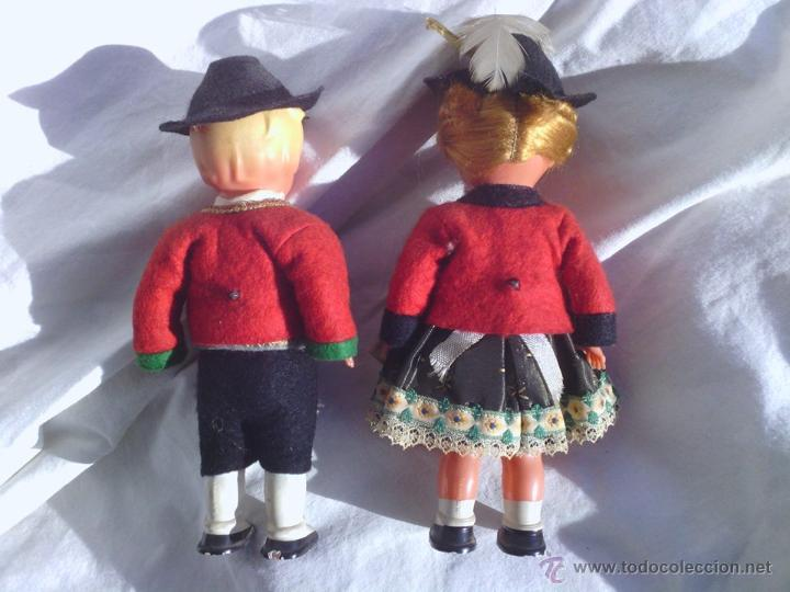 Muñecas Extranjeras: 2 muñecas alemanes - primera parte Siglo XX - Foto 4 - 47460983
