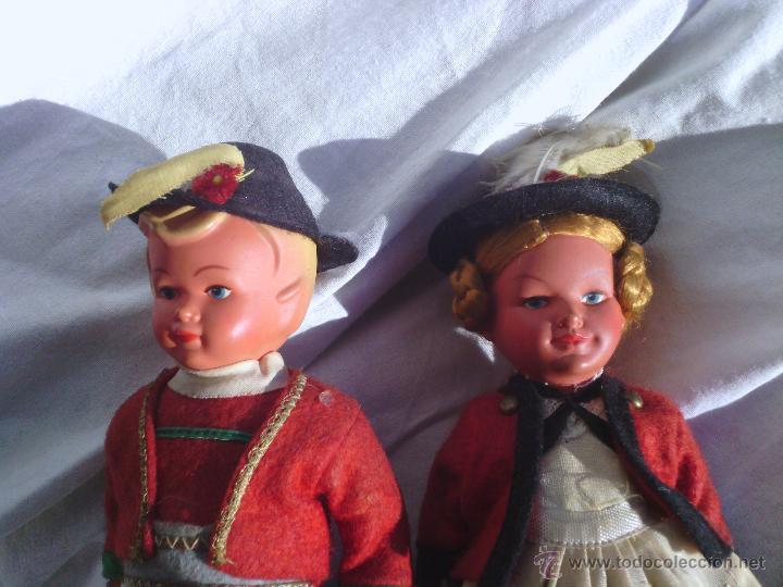 Muñecas Extranjeras: 2 muñecas alemanes - primera parte Siglo XX - Foto 5 - 47460983