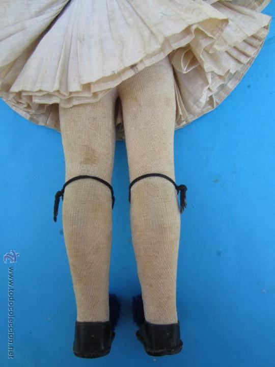 Muñecas Extranjeras: muñeco etnologico griego - cabeza de cuero- procede de grecia - Foto 9 - 47681533