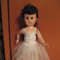 Muñecas Extranjeras: MUÑECA ANTIGUA, BAILARINA, MARCA HORSMAN, AMERICANA. Lote 48722111