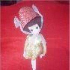 Muñecas Extranjeras: MUÑECA DE TELA Y ALAMBRE - AÑOS 60. Lote 49028832