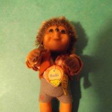 Bambole Internazionali: MACKI AUTENTICO MUÑECO ALEMAN ERIZO. Lote 49033038