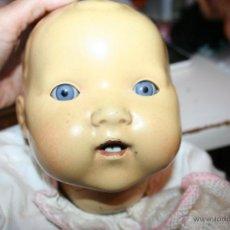 Muñecas Extranjeras: CABEZA MUÑECO BEBE ALEMAN COMPOSICIÓN. Lote 49113035