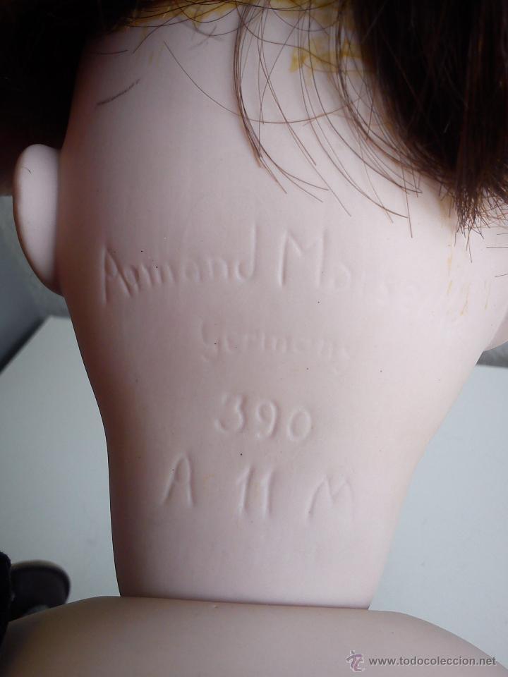 Muñecas Extranjeras: MAGNIFICA REPRUDUCION DO MONECO Armand Marseille GERMANYN.380,A 11,M HECHO DE PORCELANA - Foto 8 - 49157533