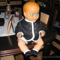 Muñecas Extranjeras: MUÑECO MUY ANTIGUO SERIE DELTA MARCA GAMA. Lote 37229149