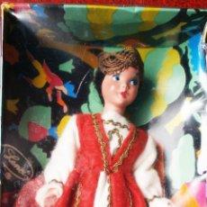 Muñecas Extranjeras: ANTIGUA MUÑECA LENCI DE TORINO, CON TRAJE DE CARRARA. Lote 50349141