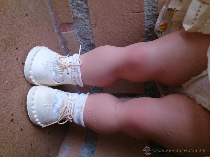 Muñecas Extranjeras: Muñeca francesa Bella años 50-60, Rhodoid - Foto 3 - 50555995
