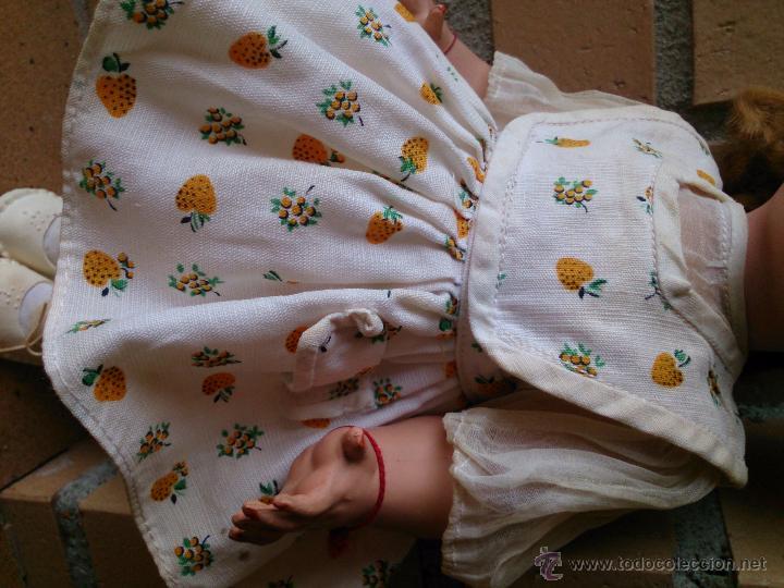 Muñecas Extranjeras: Muñeca francesa Bella años 50-60, Rhodoid - Foto 4 - 50555995