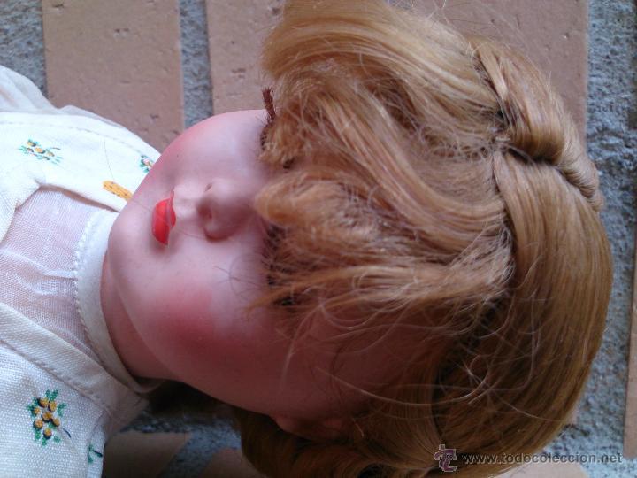 Muñecas Extranjeras: Muñeca francesa Bella años 50-60, Rhodoid - Foto 5 - 50555995