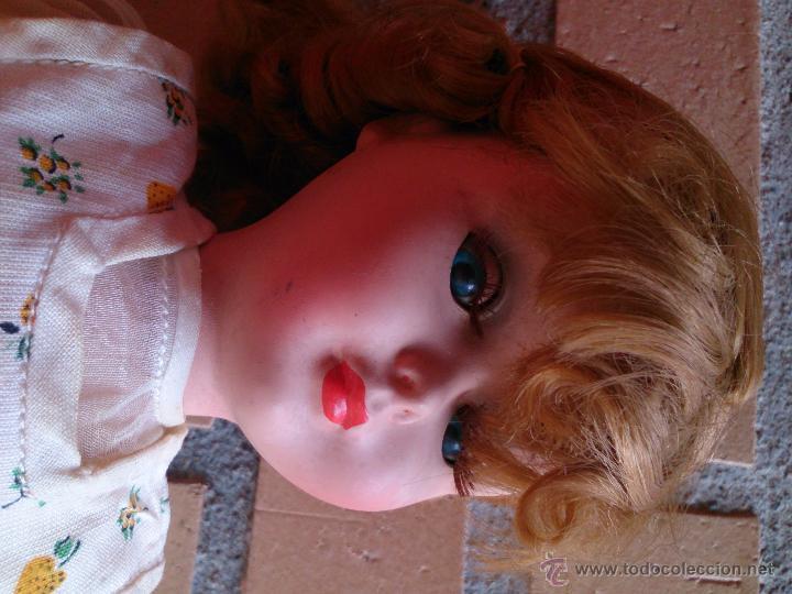 Muñecas Extranjeras: Muñeca francesa Bella años 50-60, Rhodoid - Foto 7 - 50555995