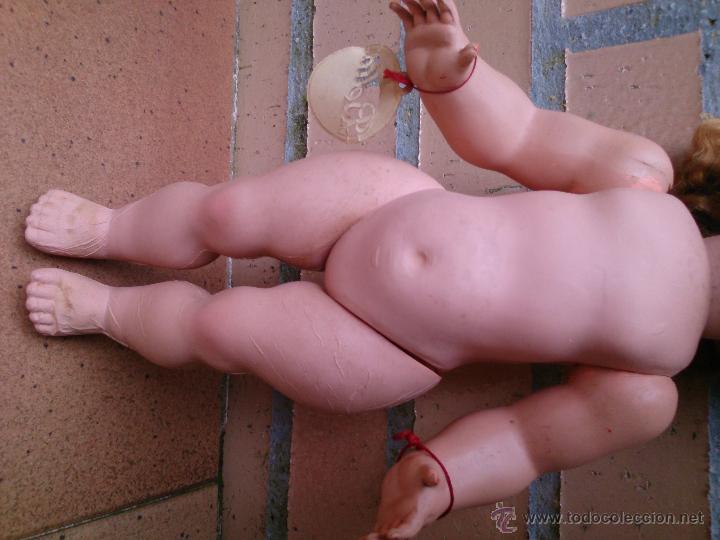 Muñecas Extranjeras: Muñeca francesa Bella años 50-60, Rhodoid - Foto 9 - 50555995