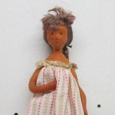 Bambole Internazionali: ANTIGUA MUÑECA DE ESPUMA Y ALAMBRE DE PEYNET AÑOS 50-60 POUPÉE. Lote 51001567