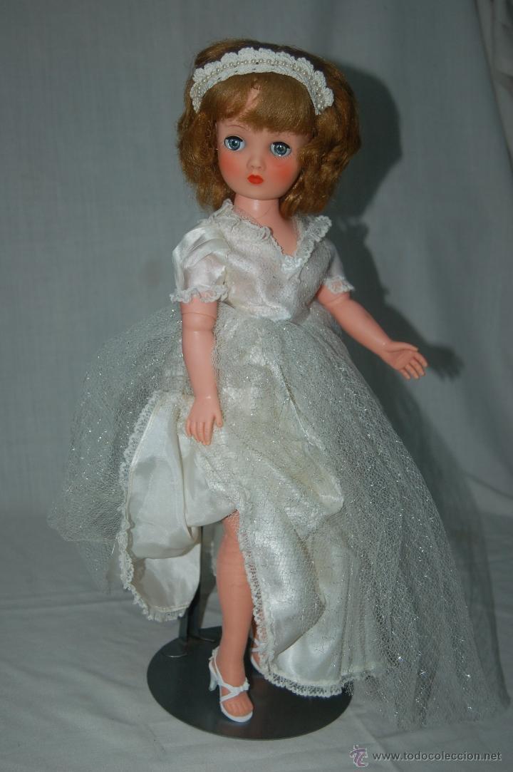 Muñecas Extranjeras: maniquí americana cindy de horsman años 50 - Foto 2 - 51259494