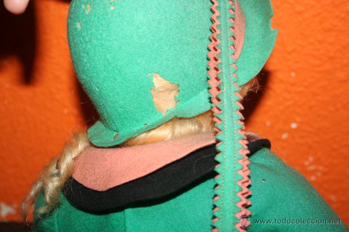 Muñecas Extranjeras: antigua muñeca lenci o similar - Foto 7 - 51376126