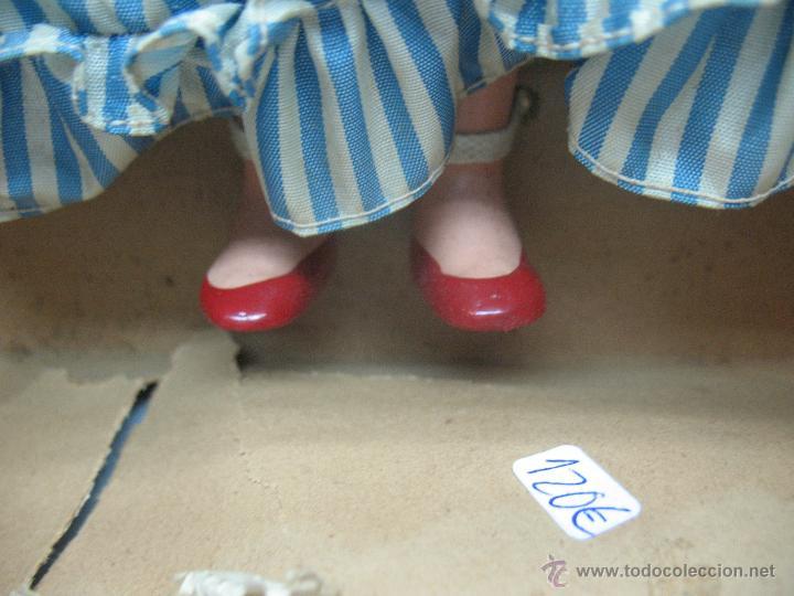 Muñecas Extranjeras: UNICA - Antigua muñeca belga con vestido - Foto 5 - 52477457