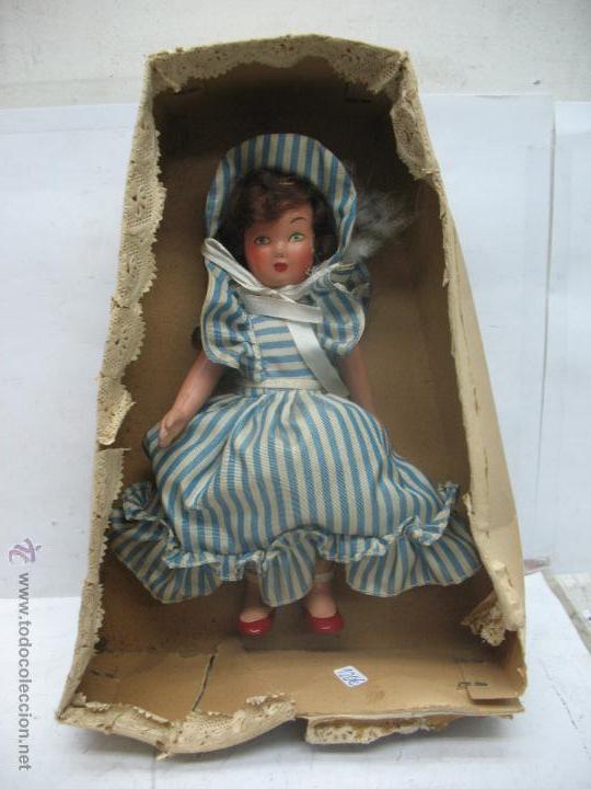 Muñecas Extranjeras: UNICA - Antigua muñeca belga con vestido - Foto 7 - 52477457
