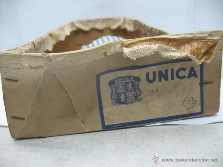 Muñecas Extranjeras: UNICA - Antigua muñeca belga con vestido - Foto 8 - 52477457