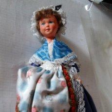 Muñecas Extranjeras: MUÑECA DE LOS AÑOS 60, 15 CM DE ALTURA, LORRAINE Nº 103. Lote 52534852