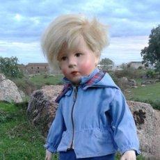 Muñecas Extranjeras: IMPRESIONANTE MUÑECO KATHE KRUSSE. Lote 52833346