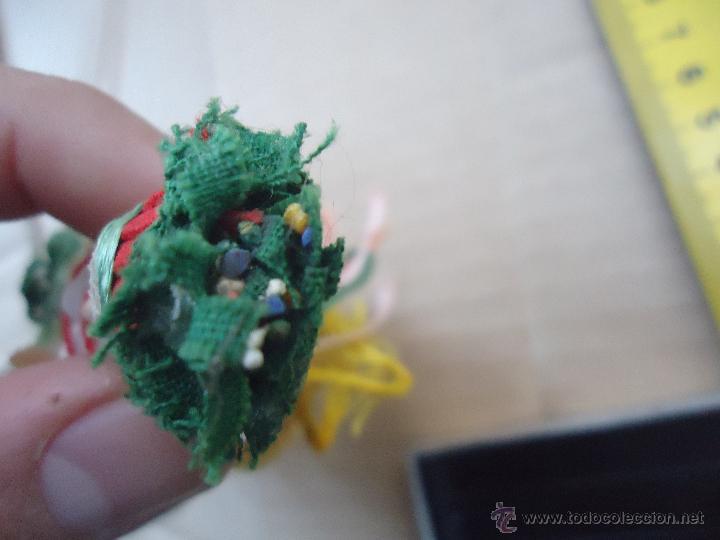 Muñecas Extranjeras: precioso muñeco muñeca traje regional realizado a mano, cabeza barro pintada a mano poland - Foto 4 - 52938660