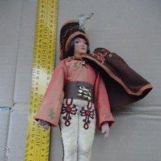 Muñecas Extranjeras: PRECIOS MUÑECO MUÑECA TRAJE REGIONAL REALIZADO Y PINTADO A MANO, . Lote 52939603