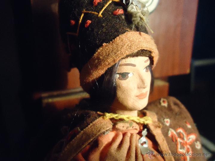 Muñecas Extranjeras: precios muñeco muñeca traje regional realizado y pintado a mano, - Foto 3 - 52939603