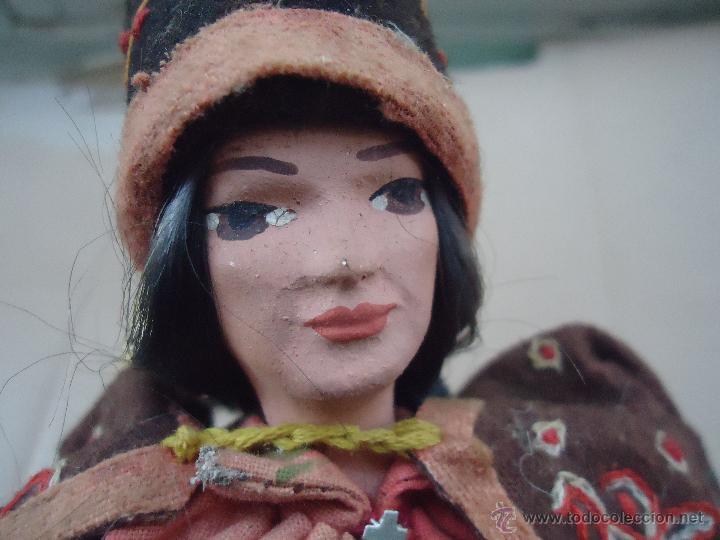 Muñecas Extranjeras: precios muñeco muñeca traje regional realizado y pintado a mano, - Foto 5 - 52939603